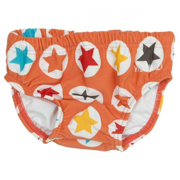 VILLERVALLA Baby swim shorts LIGHT CORAL