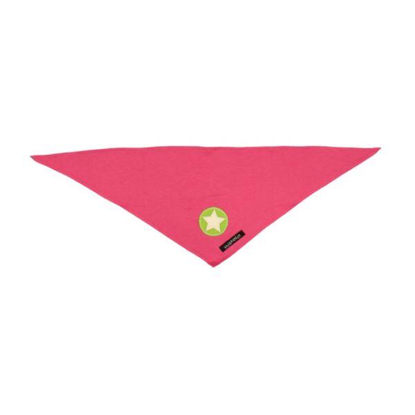 VILLERVALLA scarf RASPBERRY - Größe: one size
