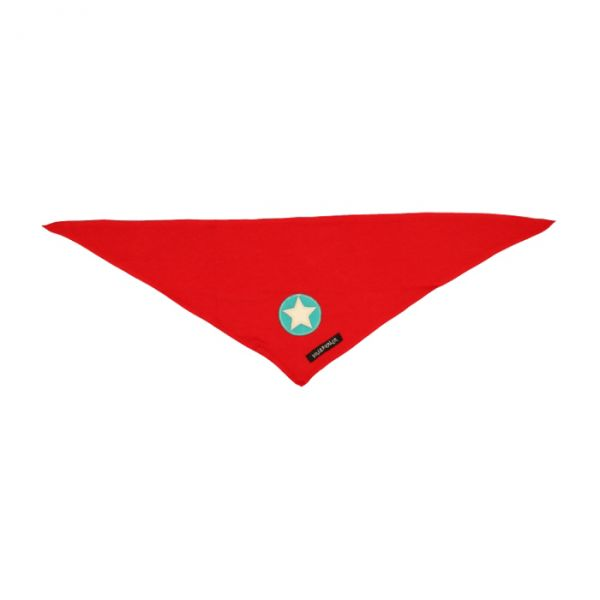 VILLERVALLA scarf CHERRY - Größe: one size