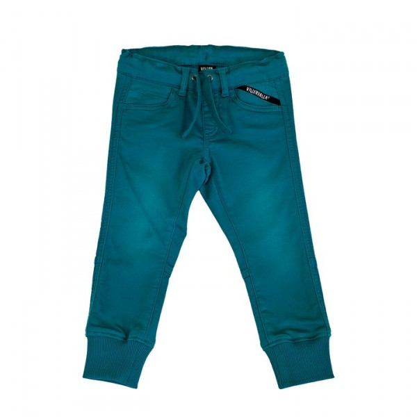 Villervalla Sweat Street Jogger Hose atlantic