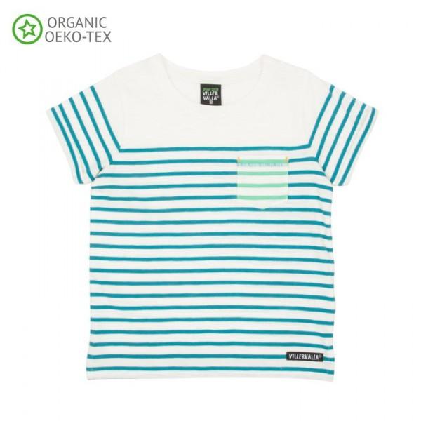 Villervalla Kurzarm T-shirt lake
