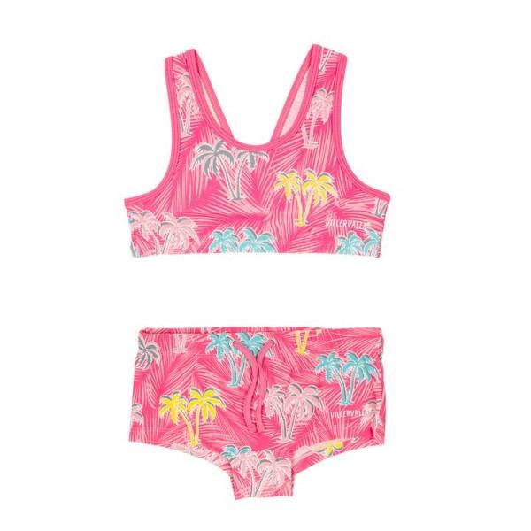 Villervalla Bikiniset mit Oberteil und Hose flamingo