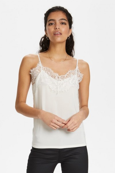 Soaked in luxury Clara Top weiss
