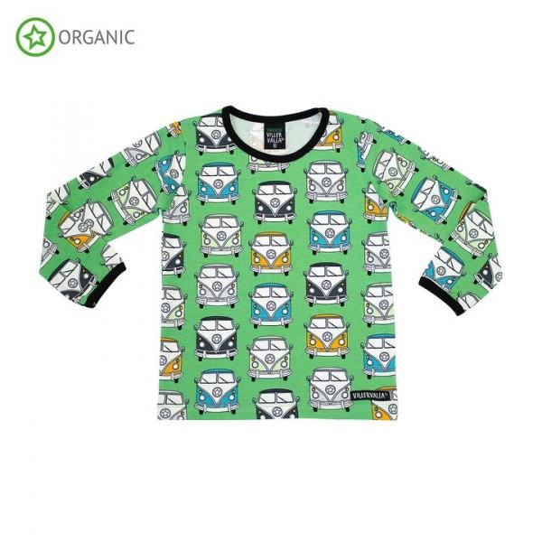 Villervalla langärmliges T-shirt meadow
