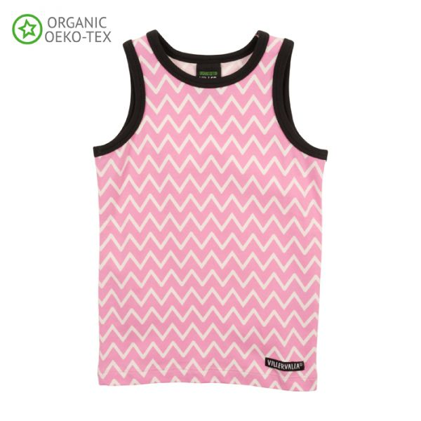 Villervalla Tank top bubblegum