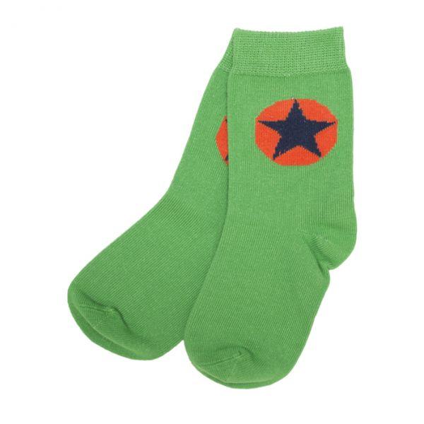 VILLERVALLA Socks Drk basil