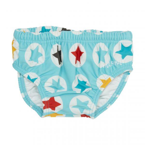 VILLERVALLA Baby swim shorts LIGHT SKY