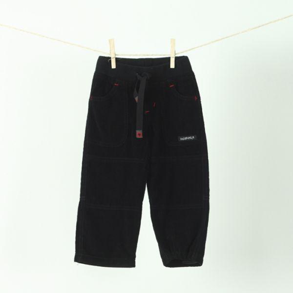 VILLERVALLA Hose TRACK PANTS - BLACK