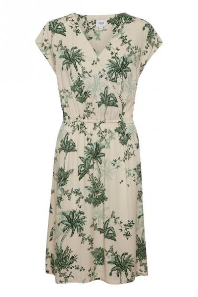 Saint Tropez Ada Kleid Palm Print