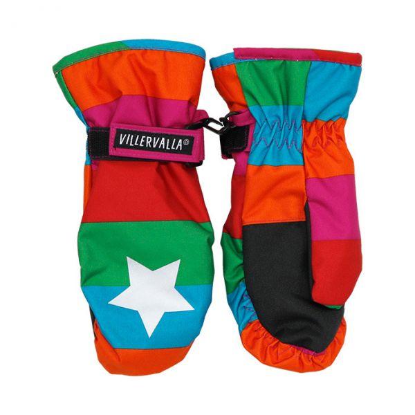 Villervalla Waterproof (8000mm) glove with fleece lining montana