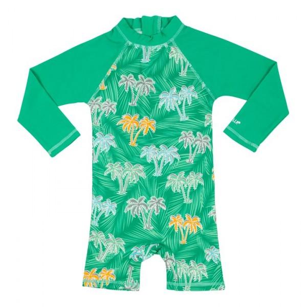 Villervalla UV-Anzug parakeet zum Baden in der Sonne, Schutzfaktor 50+