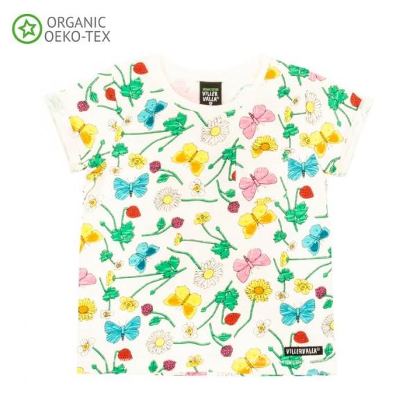 Villervalla Kurzarm T-shirt summer