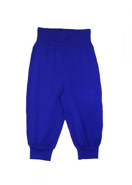 Snoozy - Single Colour Baby Pants - Blue