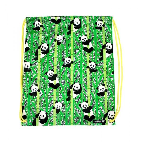 Villervalla Sportbeutel panda