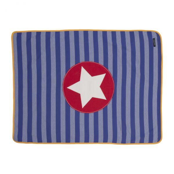 VILLERVALLA Blanket Blackberry – one size
