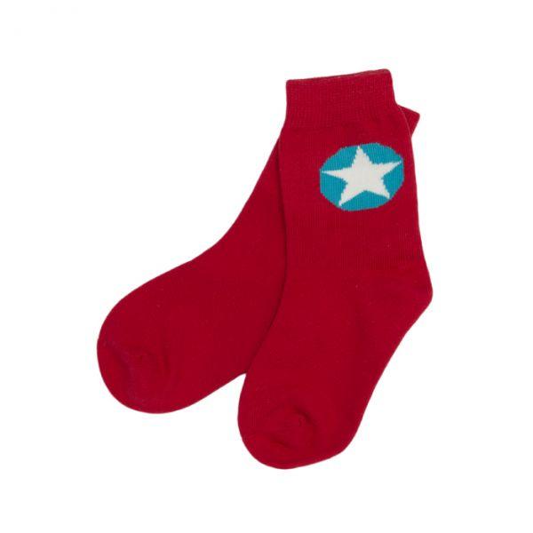 VILLERVALLA Socks Chili
