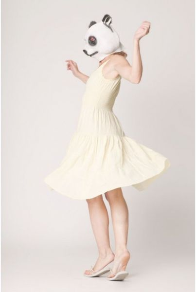 Shampoodle Summer Dress Sun kissed yellow
