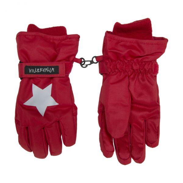 VILLERVALLA Ski Glove CHILI