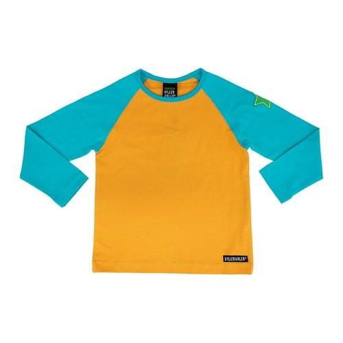 Villervalla Tshirt tangerine/reef