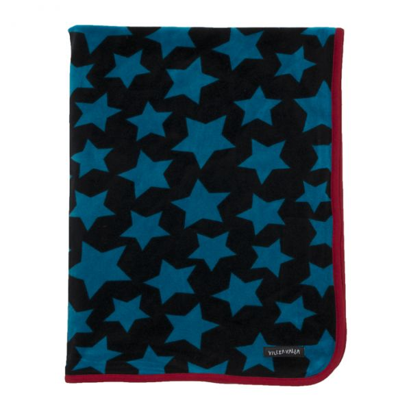 VILLERVALLA Blanket LICORICE – one size
