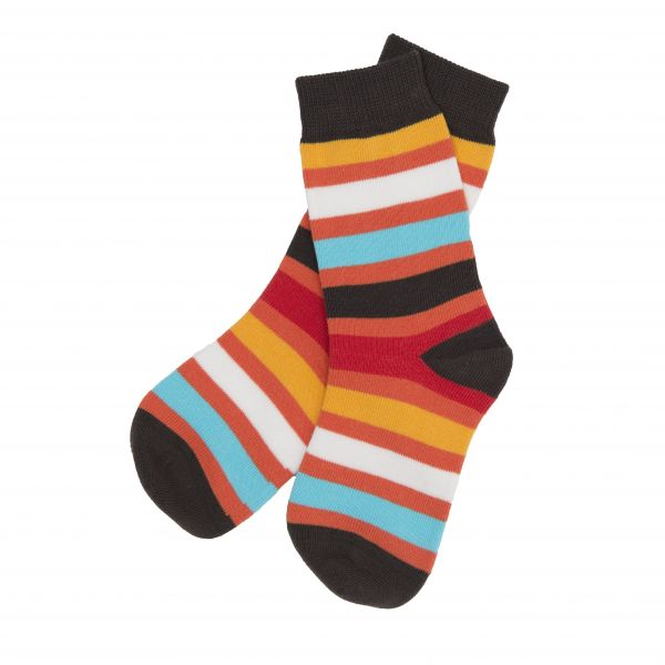 VILLERVALLA Socks LIGHT CORAL