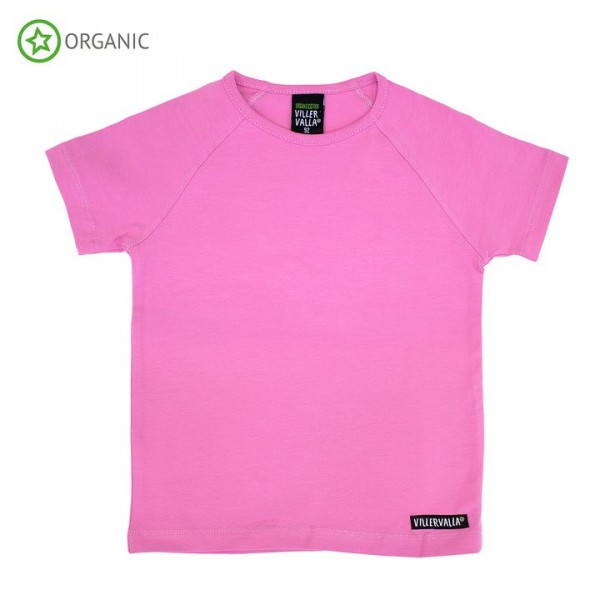 Villervalla kurzärmliges T-shirt petunia