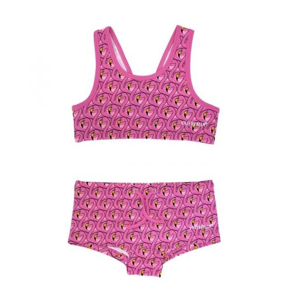 Villervalla Bikini-Set flamingo