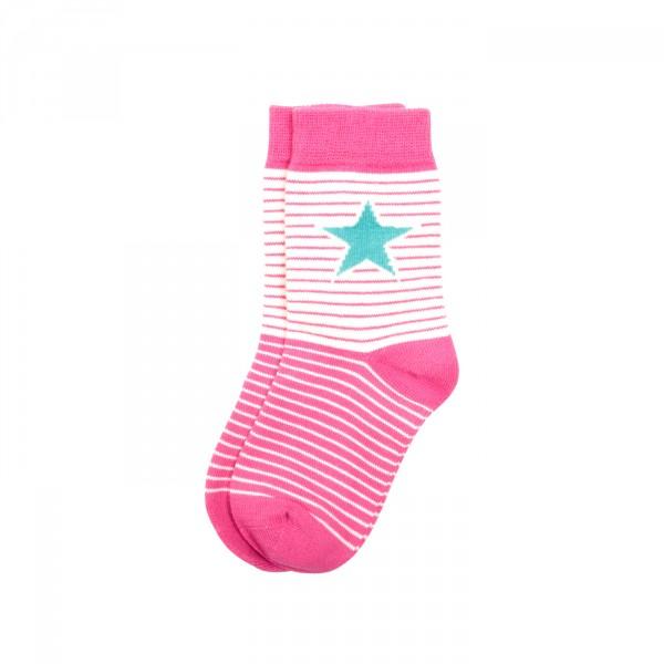 Villervalla Socken flamingo