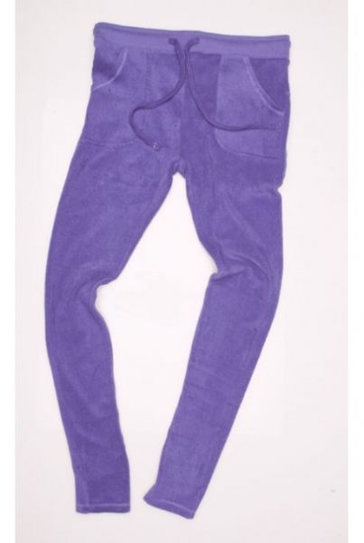 Shampoodle Beach Casual Pants Lilac blue - Size: