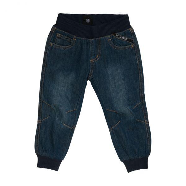 Villervalla Lined pants in soft denim