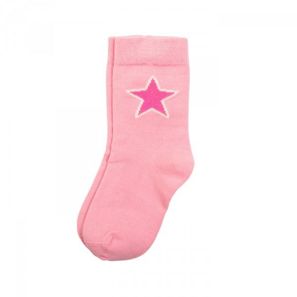 Villervalla Socken fuchsia