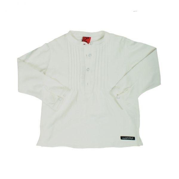 VILLERVALLA blouse MARBLE