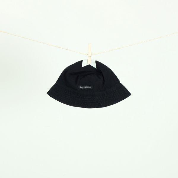 VILLERVALLA sunhat BLACK