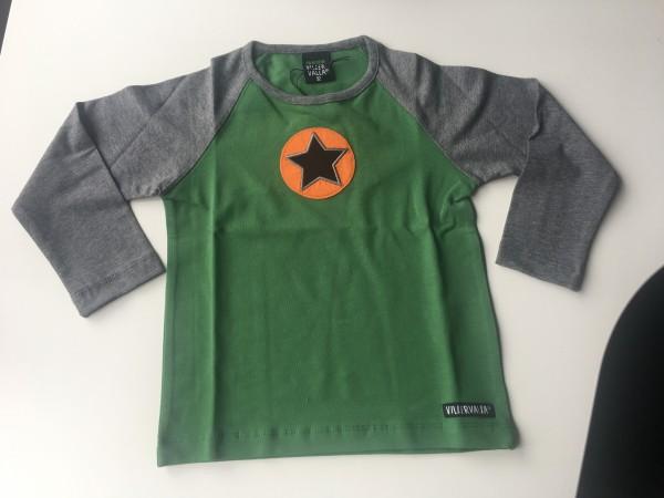 Villervalla langärmliges Tshirt clover