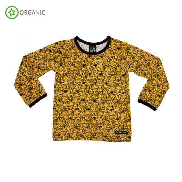Villervalla langärmliges T-shirt tiger