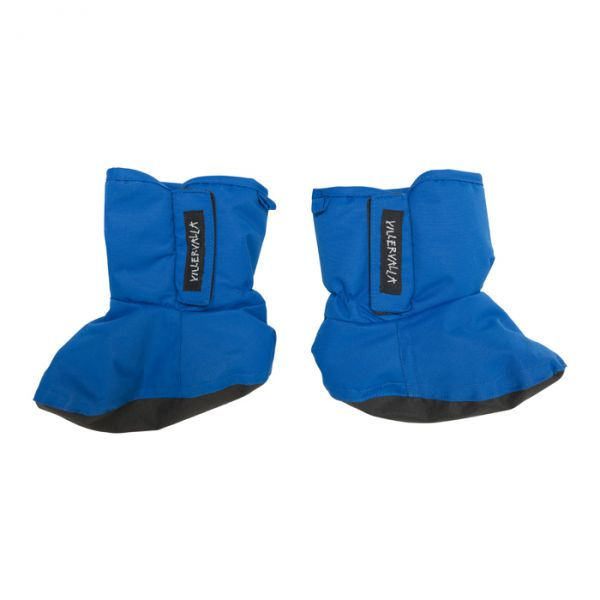 VILLERVALLA Waterproof (8000mm) booties with fleece lining and reinforcement under foot river