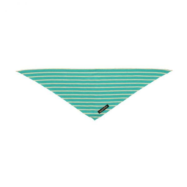 VILLERVALLA scarf POOL/MARBLE - Größe: one size