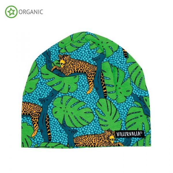 Villervalla Mütze leopard