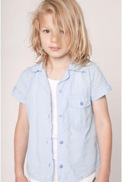 Shampoodle Mellow Shirt Blue Bell