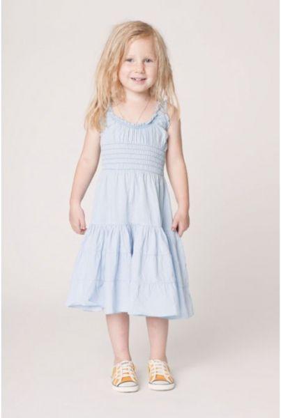 Shampoodle Summer Dress Blue bell