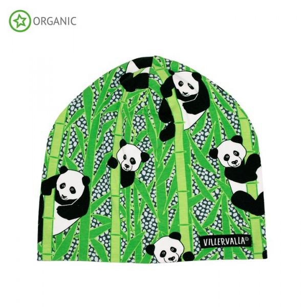 Villervalla Mütze panda