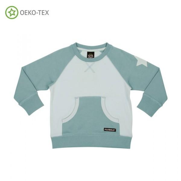 Villervalla Sweatshirt rock/steel