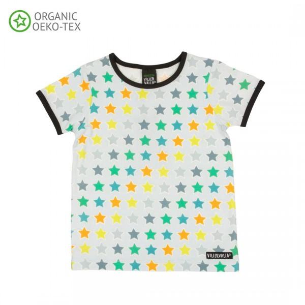 Villervalla Kurzarm T-shirt mist