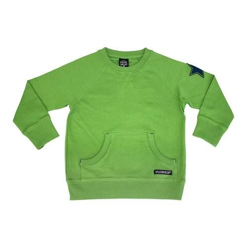 Villervalla langärmliges Sweatshirt turtle