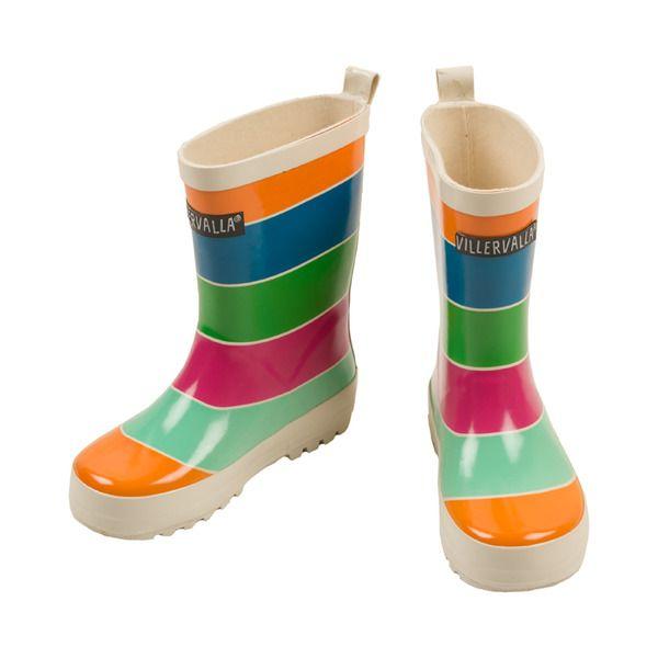 Villervalla Colorful rain boots havana   Schuhe   Villervalla ... 5485805e54