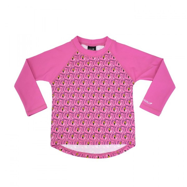 Villervalla UV-Shirt flamingo/flamingo mit 50+ Schutz