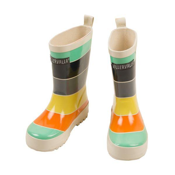 Villervalla Colorful rain boots prague