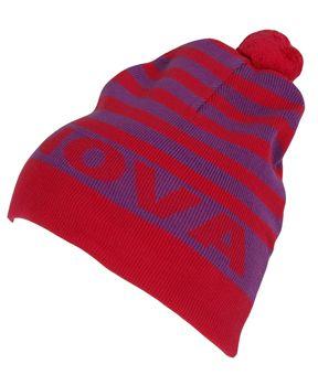 NOVASTAR Knit Beanie Purple