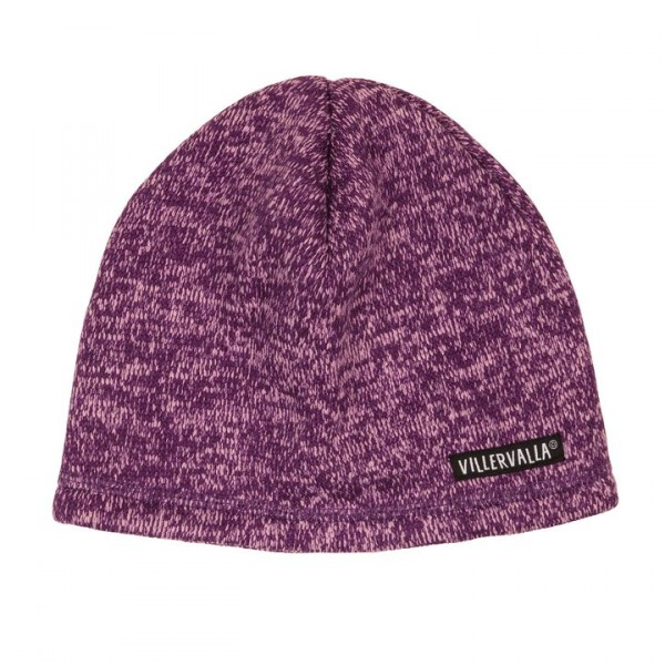 Villervalla Beanie grape/orchid