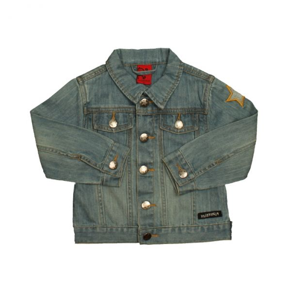 VILLERVALLA classic jacket LIGHT DENIM   Jeans   Villervalla ... 5e1246c36e